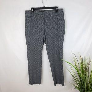 ♦️5/$20 Mario Serrani Patterned Dress Pants 14